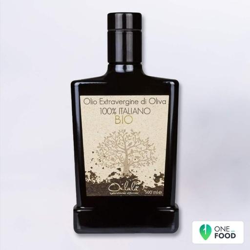 Olio Extravergine Di Oliva Bilogico Monocultivar Coratina 1 X 500 Ml